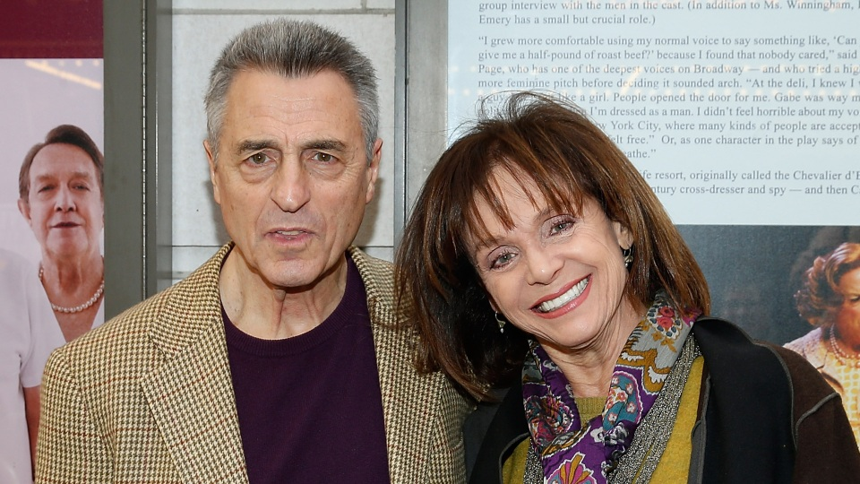 Valerie Harper Reveals: I Am Absolutely Cancer-Free
