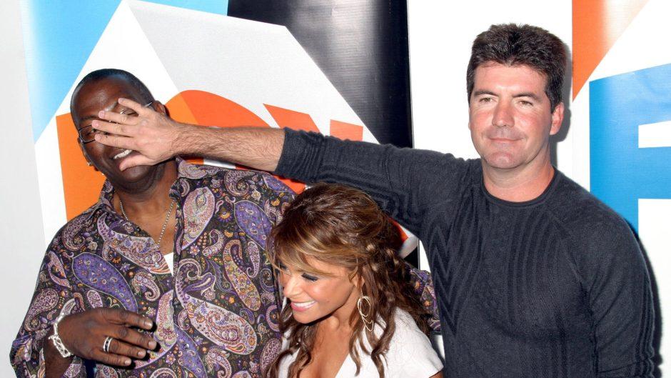 Simon Cowell Randy Jackson Paula Abdul