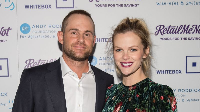 ExclusiveAndy Roddick Reveals He and Wife Brooklyn Decker Have 'Talked About' Having a 3rd Child