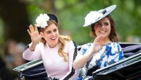 Princess Eugenie Princess Beatrice