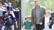 What a Dad! — Ben Affleck's Cutest Outings With His Kids Will Have You Saying 'Aww'