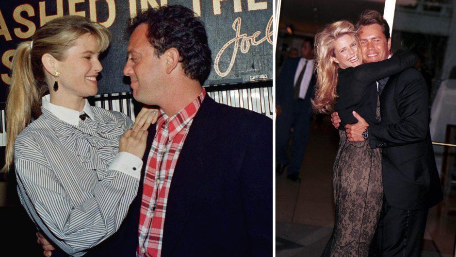 Christie Brinkley Peter Cook Billy Joel