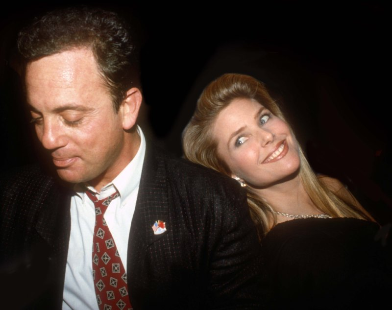Christie Brinkley Billy Joel