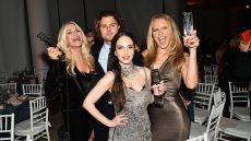 Christie Brinkley Alexa Ray Joel Sailor Cook Jack Brinkley