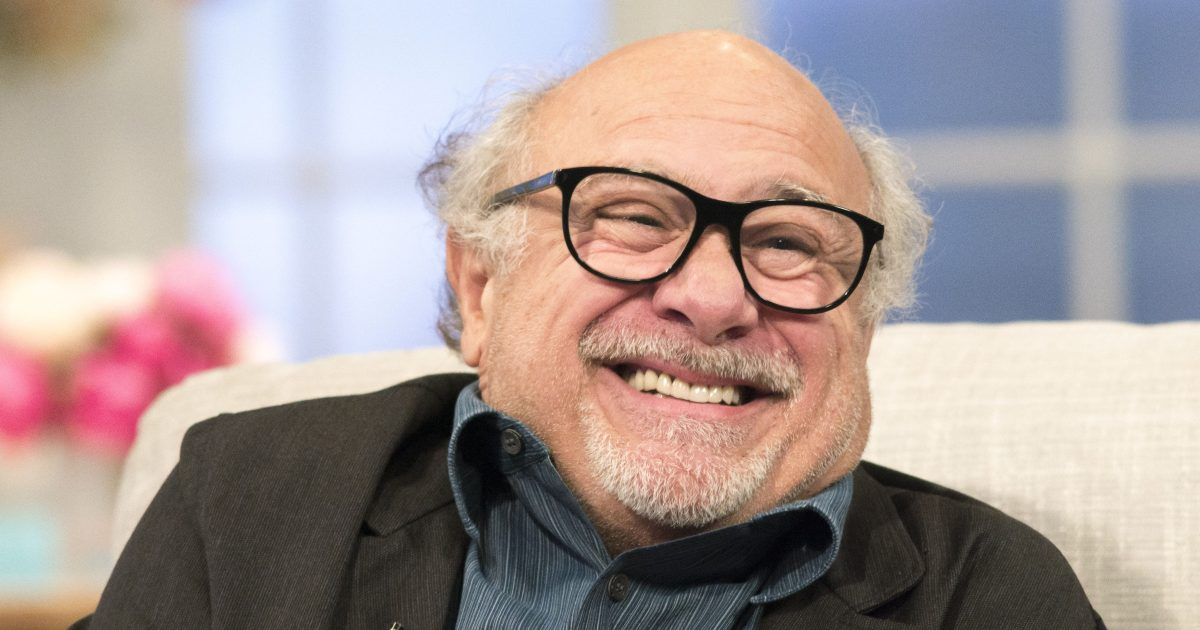 Danny DeVito Reveals the Greatest Life Lesson He's Learned