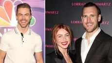 Derek Hough Julianne Hough Brooks Laich