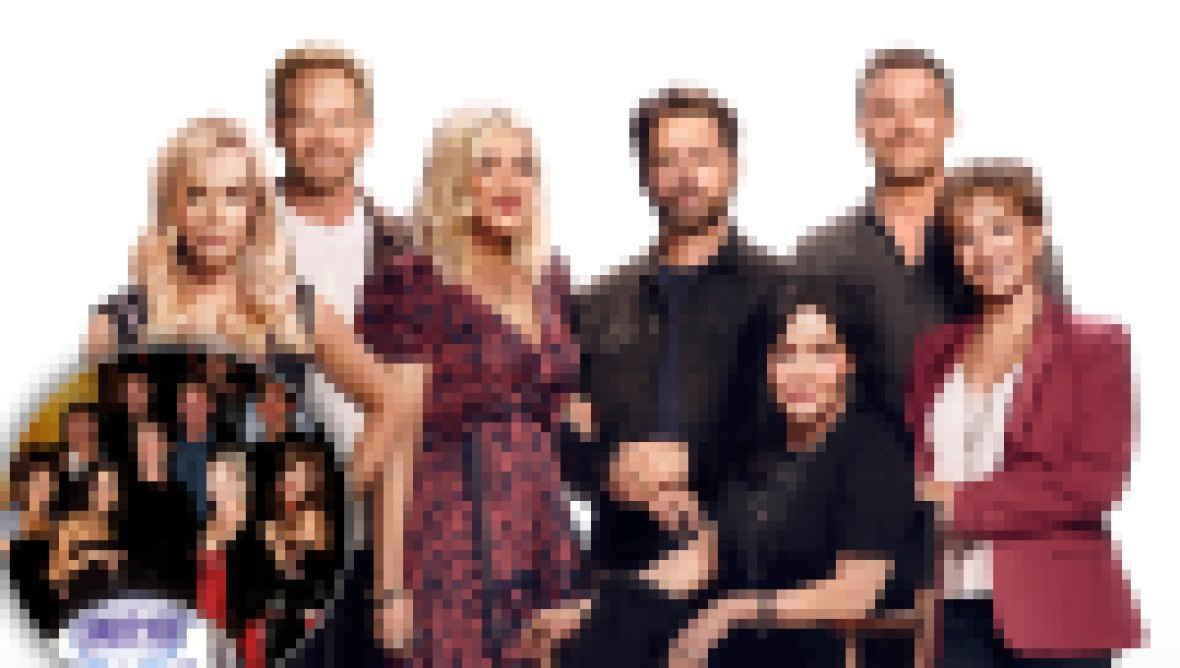 From 'Beverly Hills, 90210' to 'BH90210