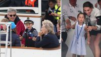 Prince George Kate Middleton Princess Charlotte