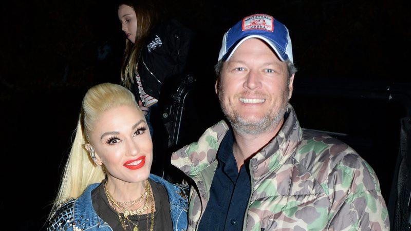 Blake Shelton 'Hasn't Change' Since He's Been With Gwen Stefani, Says Pal Trace Adkins