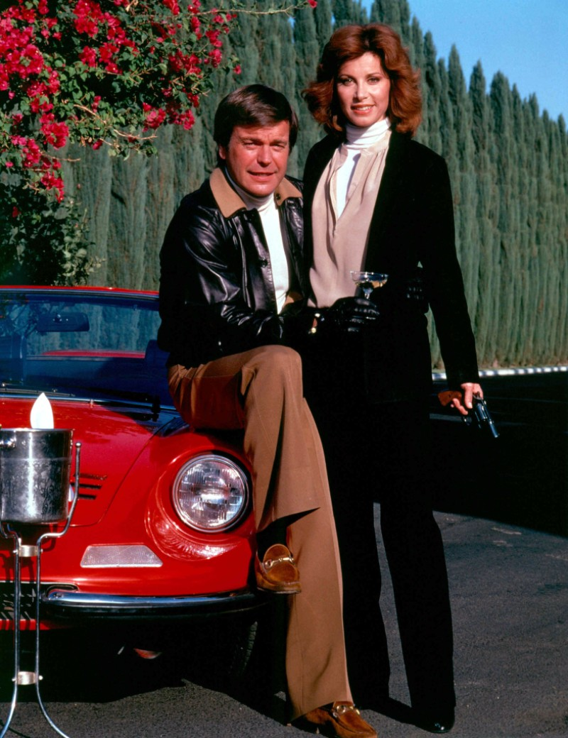 Robert Wagner Stefanie Powers