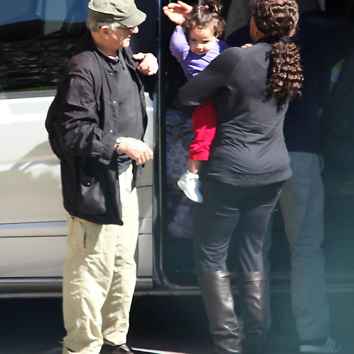 Robert De Niro Deserves a Best Father Award — Meet the 'Taxi Driver' Star's 6 Kids!