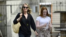 Helen Hunt Makes Rare Public Outing With Daughter Makena, 15, as the Duo Shop in West Hollywood — Take a Look!