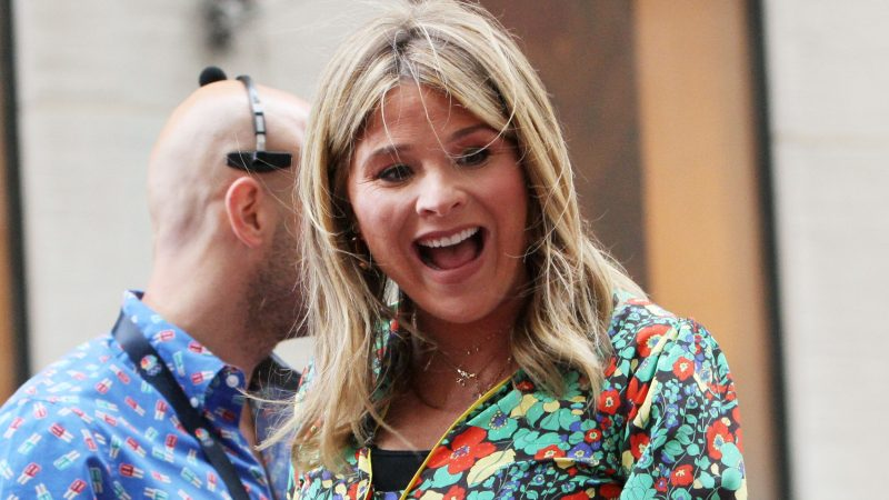 Pregnant Jenna Bush Hager to Go on Maternity Leave From 'Today': 'I Can't Believe It's Been 4 Months'