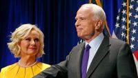 John McCain Cindy McCain