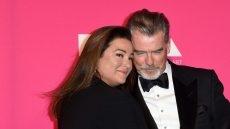 Pierce Brosnan Keely Shaye Smith