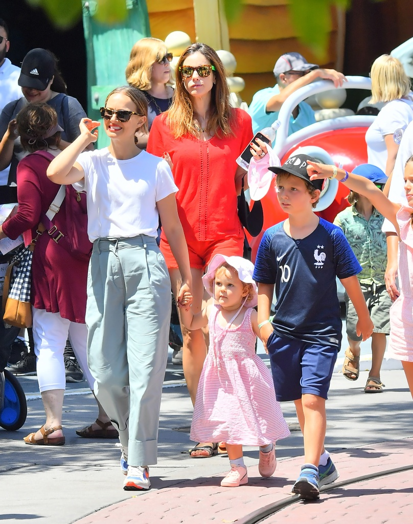 natalie portman and family