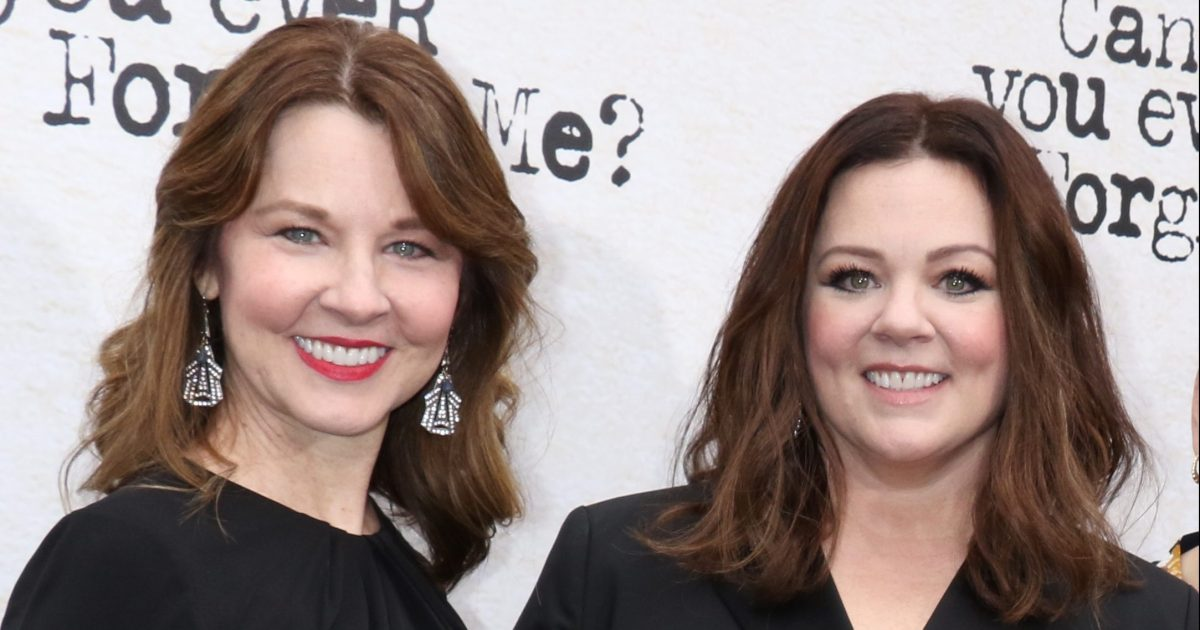 Melissa Mccarthy Sister Star Shares Throwback With Margie