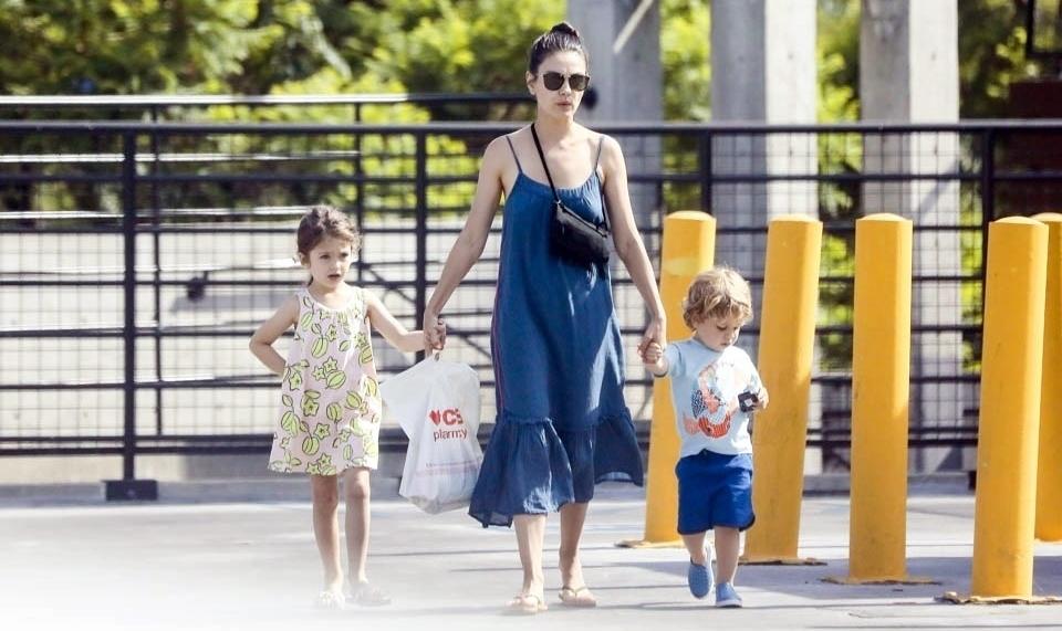 Mila Kunis children