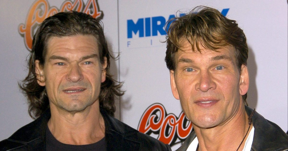 Patrick Swayze Brother Don Swayze: Meet the Actor's Whole ...
