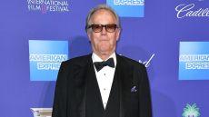 Peter Fonda on the Red Carpet