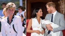 Princess Diana Meghan Markle Prince Harry