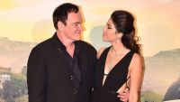 Quentin Tarantino Expecting Baby
