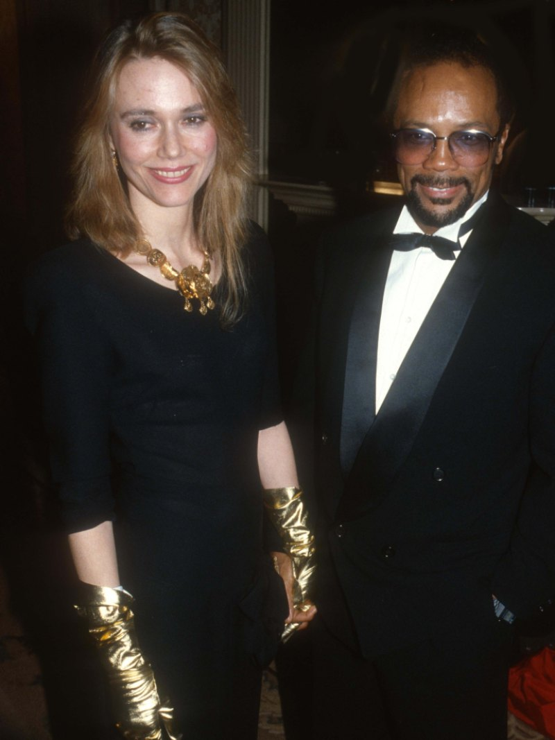 Peggy lipton Quincy Jones