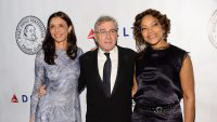 Robert De Niro Drena De Niro Grace Hightower