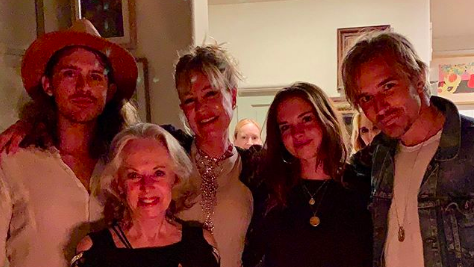 Melanie Griffith Shares Rare Family Photo During 62nd Birthday Party: 'They Are My World'