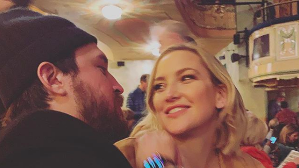 Kate Hudson Has to Love Her Children's Fathers 'No Matter What': 'It's All About My Kids'