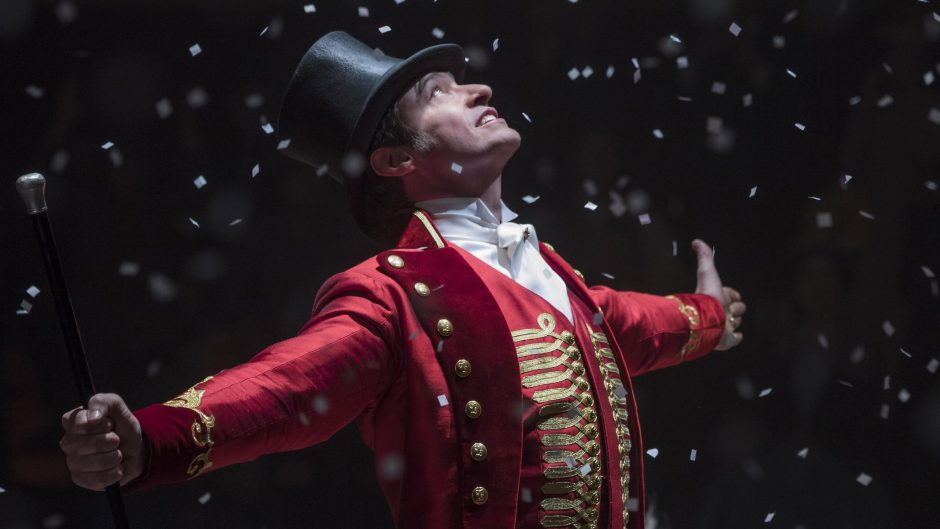 Hugh Jackman The Great Showman