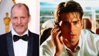 Woody Harrelson Tom Cruise