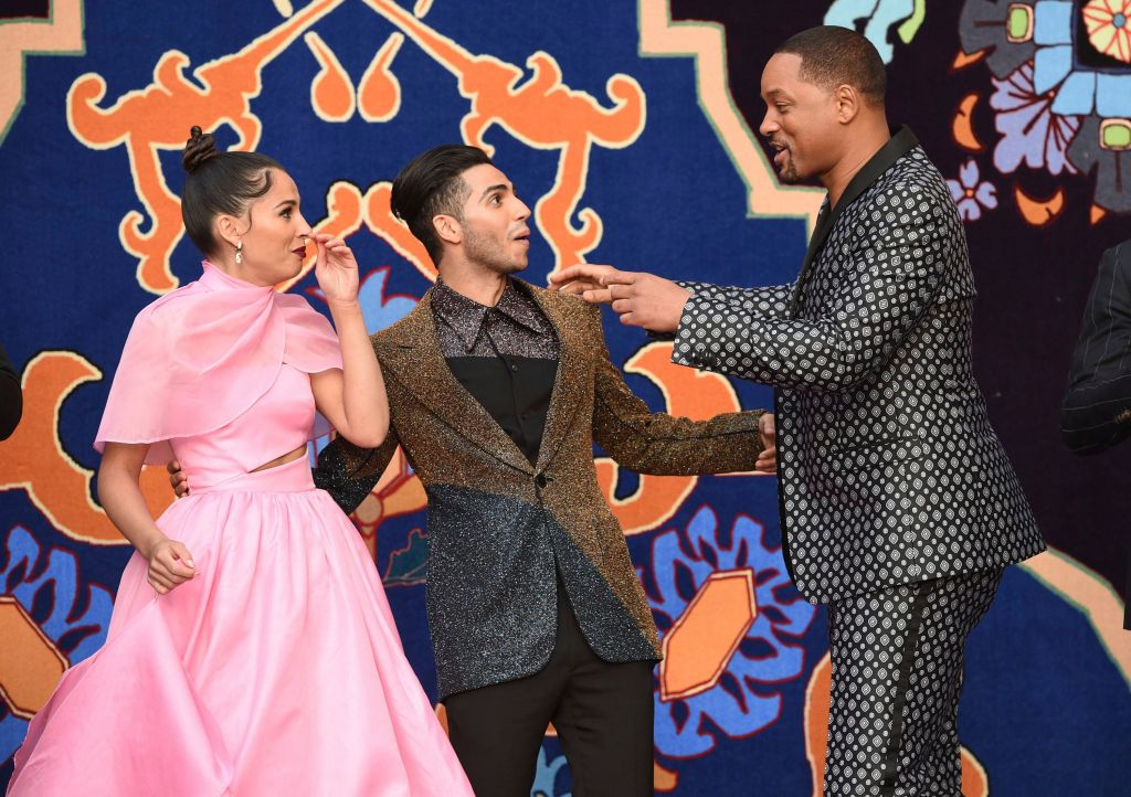 aladdin-premiere-naomi-scott-mena-massoud-will-smith