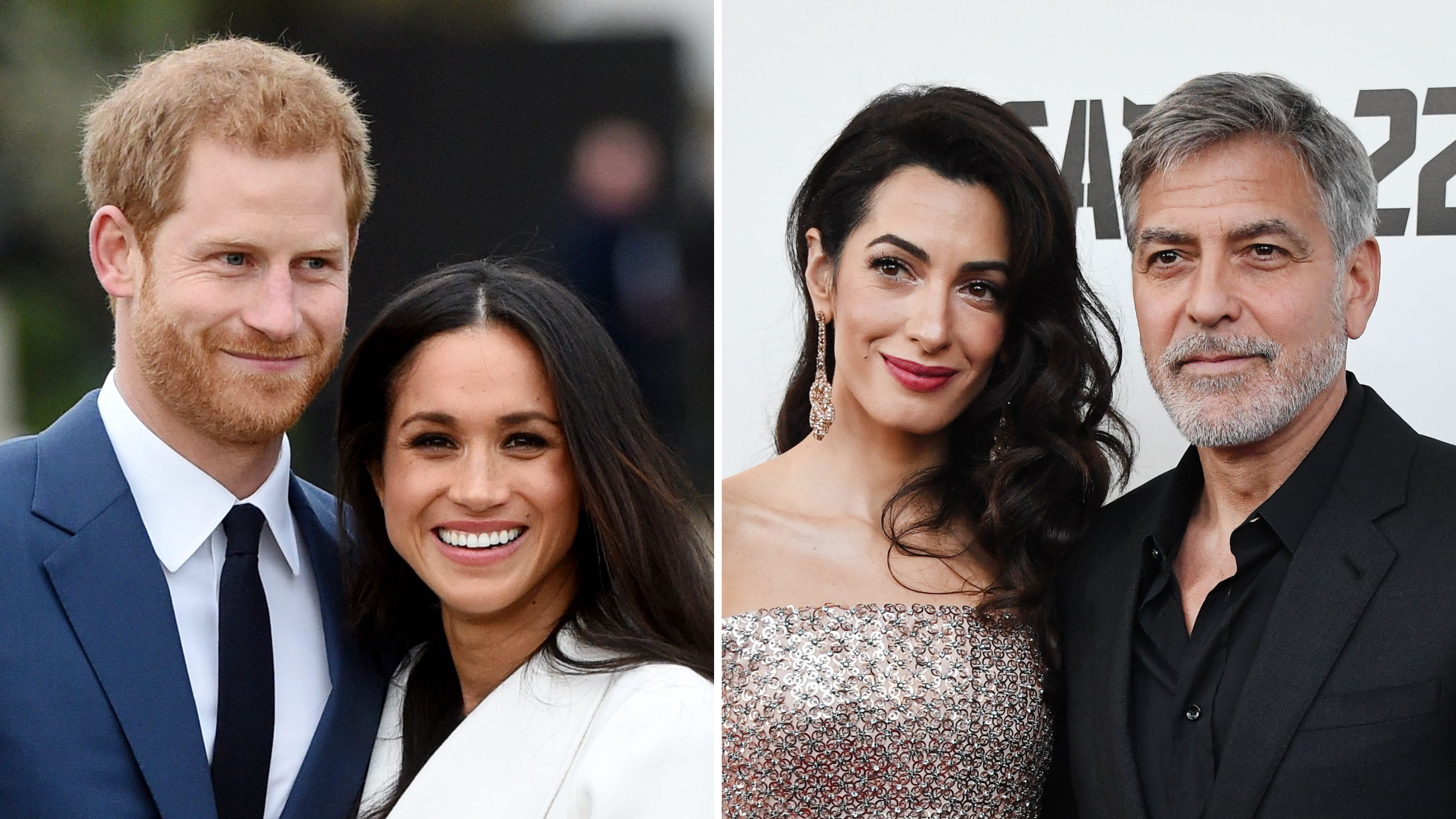 Baby Archie Has 'Playdates' With George and Amal Clooney's Twins
