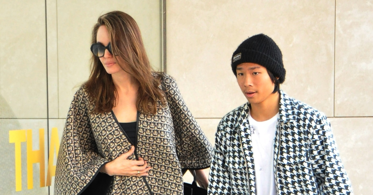 Angelina Jolie 'Proud' Son Maddox Going to University in ...