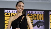 Angelina Jolie at 2019 San Diego Comic-Con
