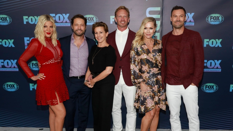 'BH90210' Salaries Revealed! Find Out How Much Tori Spelling, Jennie Garth and the Rest of the Cast is Making