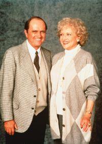 Bob Newhart and Betty White