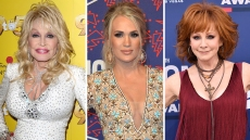 Carrie Underwood Is Hosting the 2019 CMA Awards With Reba McEntire and Dolly Parton!