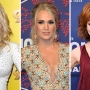 Carrie Underwood, Reba McEntire and Dolly Parton Hosting 2019 CMA Awards