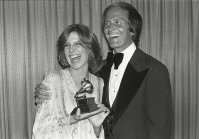 Debby Boone and dad Pat Boone