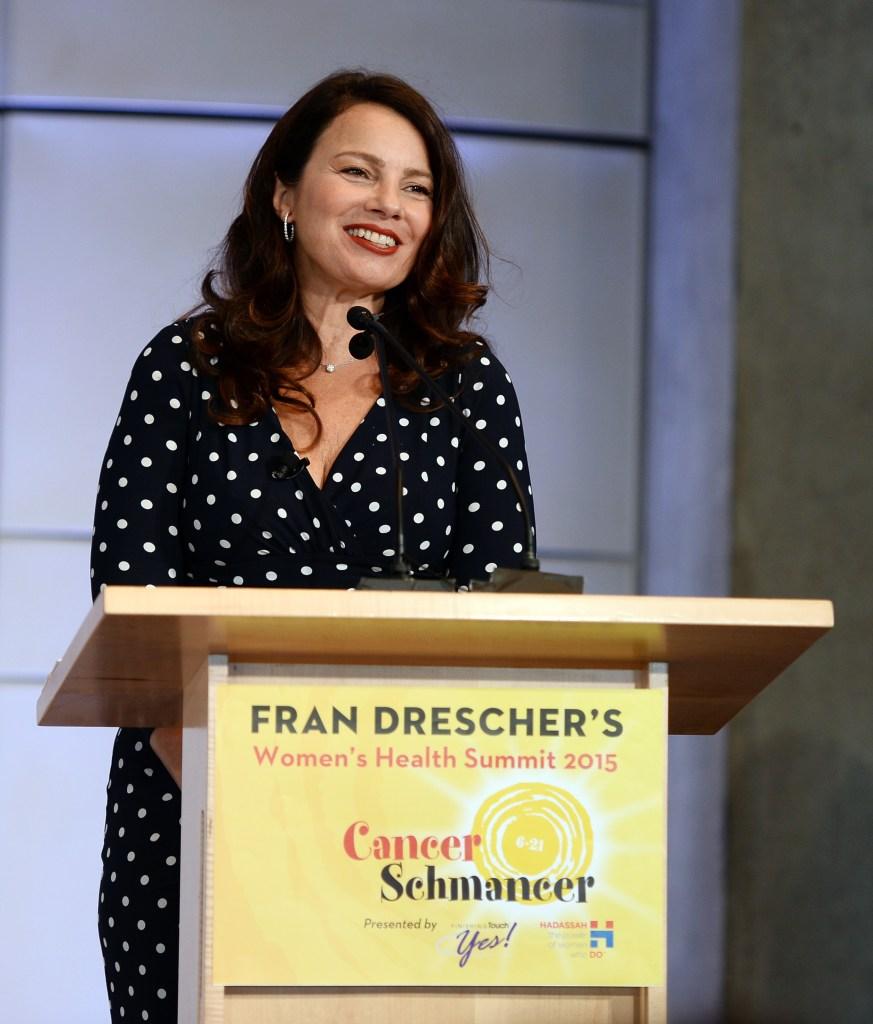 Fran Drescher's Cancer Schmancer 2015 Women's Health Summit