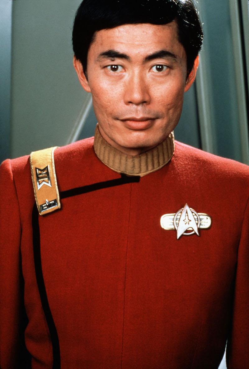 George Takei in 'Star Trek II: The Wrath of Khan'