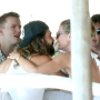 Newly Weds Heidi Klum Tom Kaulitz Host a Lunch with Family and Friends