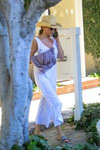 Celebrities Sightings in Beverly Hills