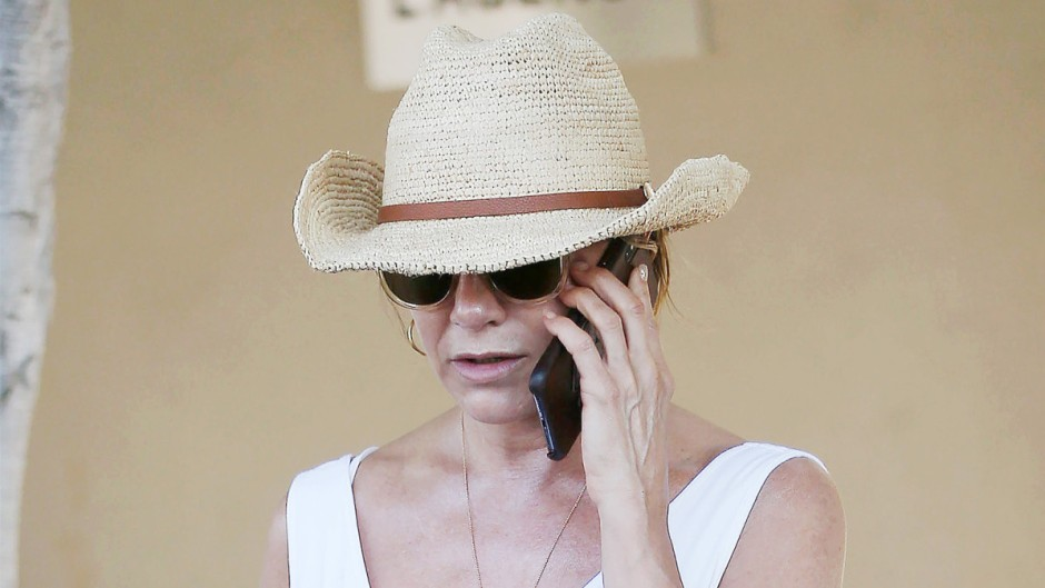 Jennifer Aniston out and about, Los Angeles, USA - 06 Aug 2019