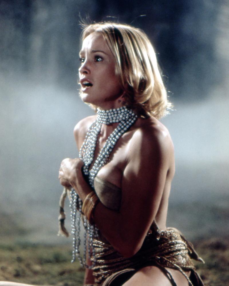 Jessica Lange in 'King Kong'
