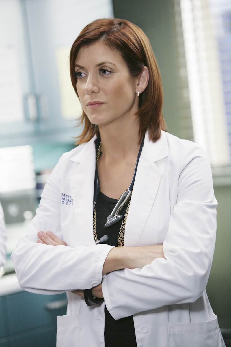 Kate Walsh on 'Grey's Anatomy' Dr. Addison Montgomery