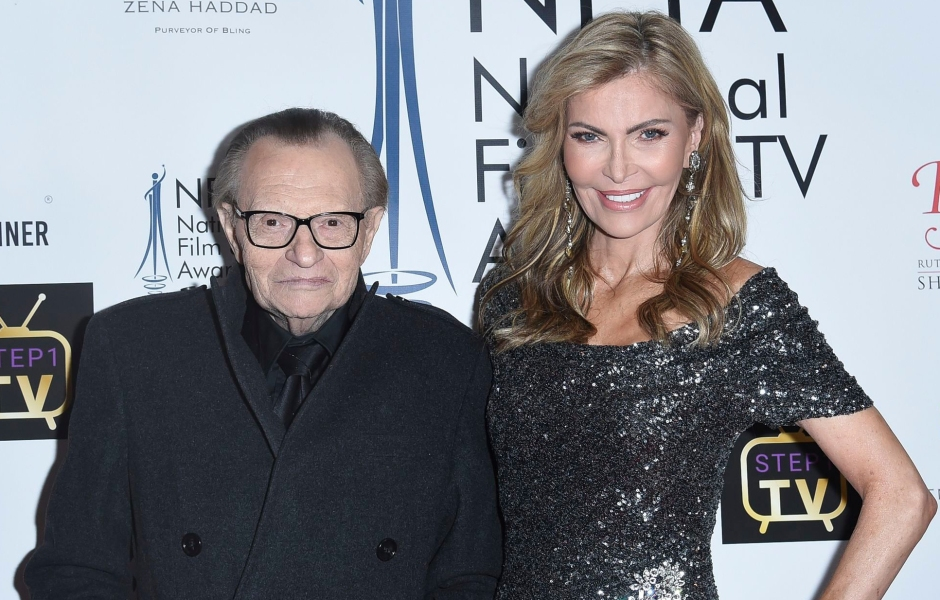 Larry King and Wife Shawn King Divorcing