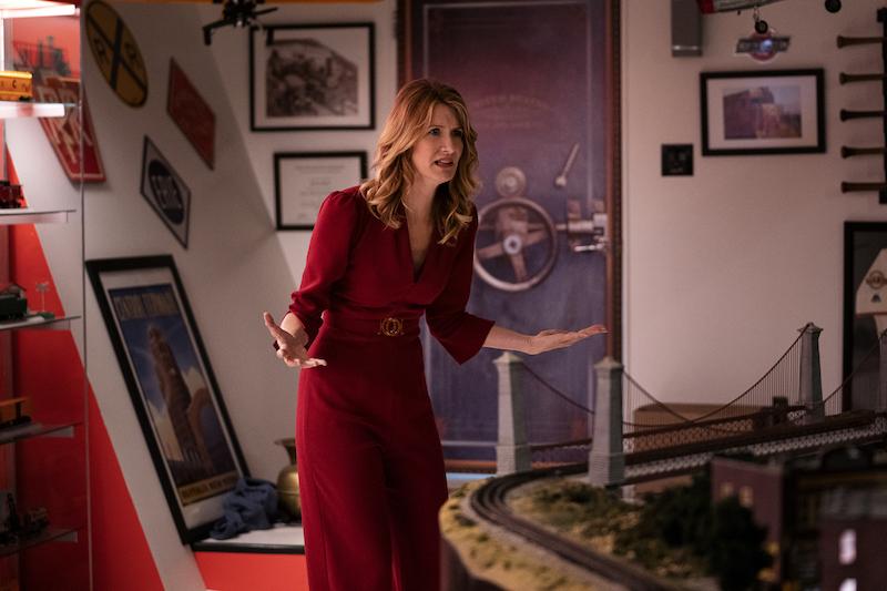 Laura Dern in 'Big Little Lies'